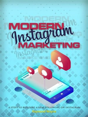 cover image of Modern Instagram Marketing