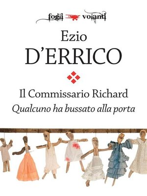 cover image of Il commissario Richard. Qualcuno ha bussato alla porta