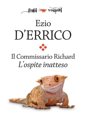 cover image of Il commissario Richard. L'ospite inatteso