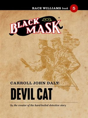 cover image of Devil Cat