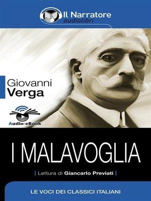 cover image of I Malavoglia (Audio-eBook)