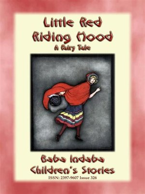 cover image of LITTLE RED RIDING HOOD--A European Fairy Tale