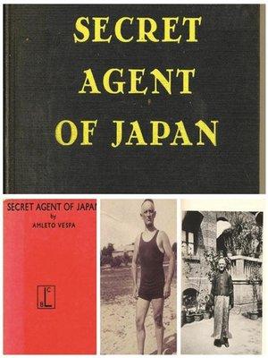 cover image of Amleto Vespa spia in Cina (1884- 1944)