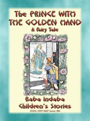 cover image of THE PRINCE WITH THE GOLDEN HAND--A Far Eastern Fairy Tale