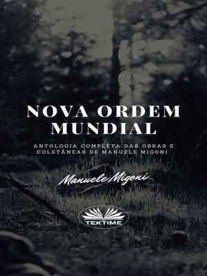 cover image of Nova Ordem Mundial