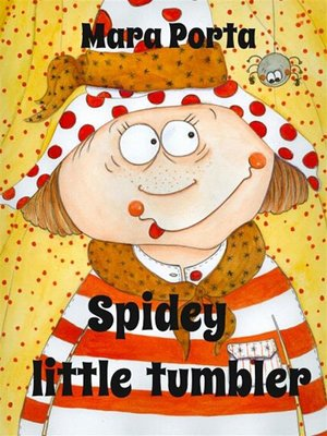 cover image of Spidey Little Tumbler