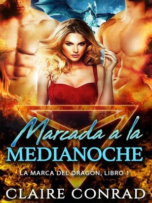 cover image of Marcada a la Medianoche