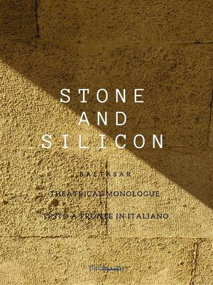 cover image of Stone and Silicon