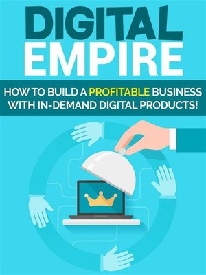 cover image of Digital Empire