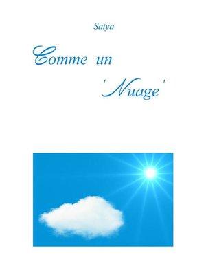 cover image of Comme un 'Nuage'