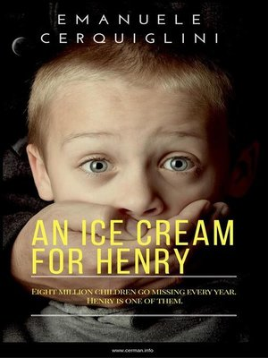 cover image of An Ice Cream for Henry