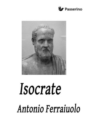 cover image of Isocrate