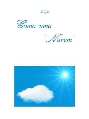 cover image of Como uma 'Nuvem'