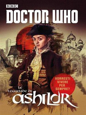cover image of Doctor Who--Le leggende di Ashildr