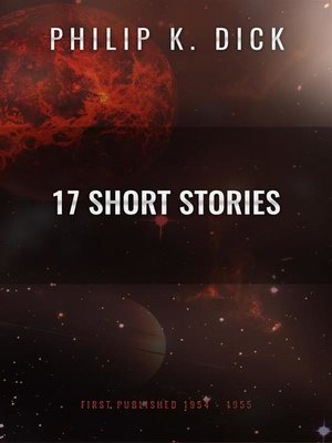 cover image of 17 Short Stories