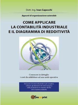 cover image of Come applicare la contabilità industriale e il diagramma di redditività