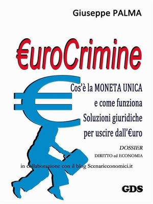 cover image of €urocrimine