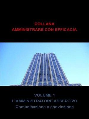 cover image of L'Amministratore Assertivo