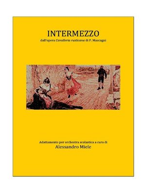 cover image of Intermezzo