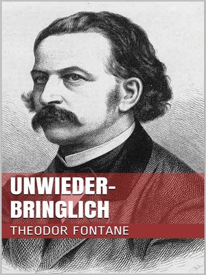 cover image of Unwiederbringlich