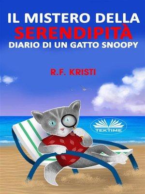 cover image of Il Mistero Della Serendipità