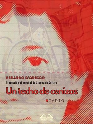 cover image of Un Techo De Cenizas