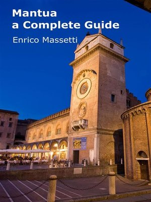 cover image of Mantua--A Complete Guide