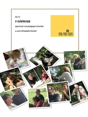 cover image of rEsistenze