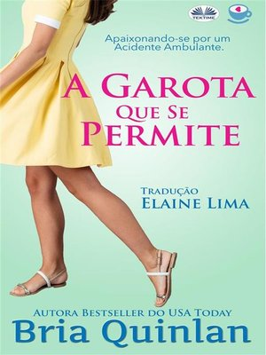 cover image of A Garota Que Se Permite