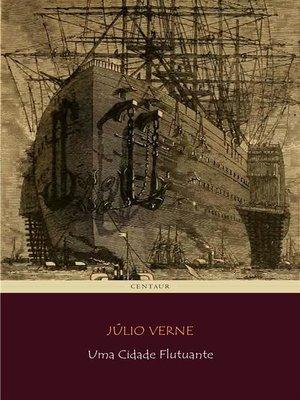 cover image of Uma Cidade Flutuante