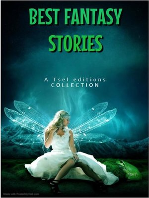 cover image of Best Fantasy Stories