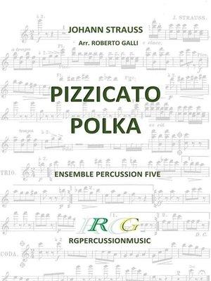 cover image of Pizzicato Polka
