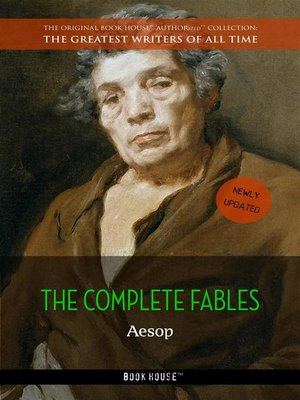 cover image of Aesop--The Complete Fables