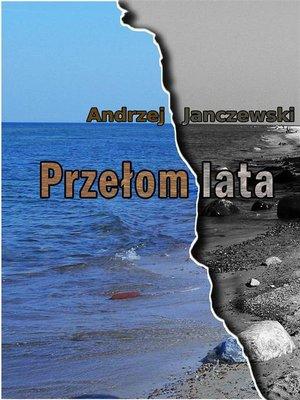 cover image of Przełom lata