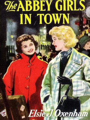 cover image of The Abbey Girls in Town