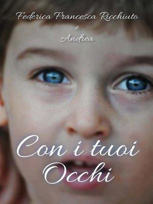 cover image of Con i tuoi occhi