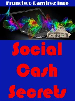 cover image of Social Cash Secrets