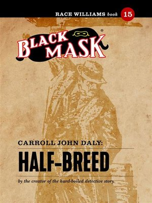 cover image of Half-Breed