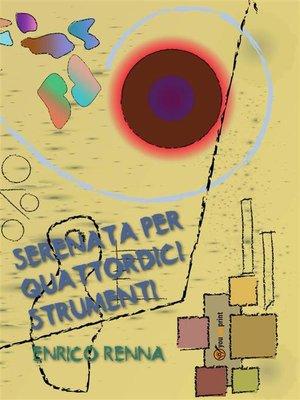 cover image of Serenata per quattordici strumenti