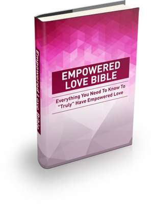 cover image of Empowered Love Bible