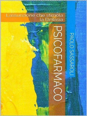 cover image of Psicofarmaco