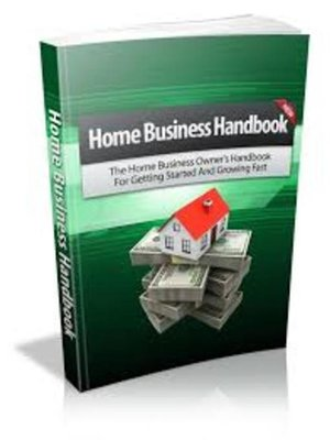 cover image of Home business handbook