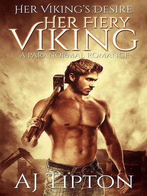 cover image of Her Fiery Viking--A Paranormal Romance