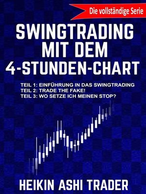 cover image of Swingtrading mit dem 4-Stunden-Chart 1-3