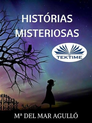 cover image of Histórias Misteriosas