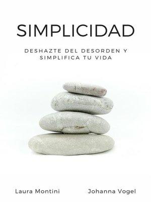 cover image of Simplicidad