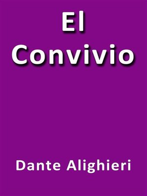 cover image of El convivio