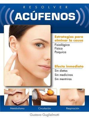 cover image of Acúfenos--Eliminar en 30 días