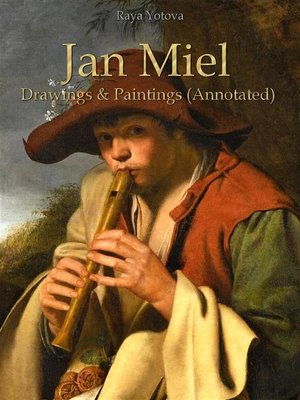 cover image of Jan Miel--Drawings & Paintings (Annotated)