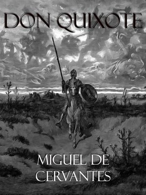 cover image of Don Quixote (Illustrated)